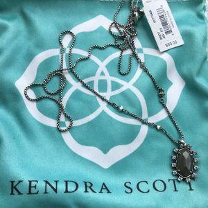Kendra Scott Brett Pyrite Necklace